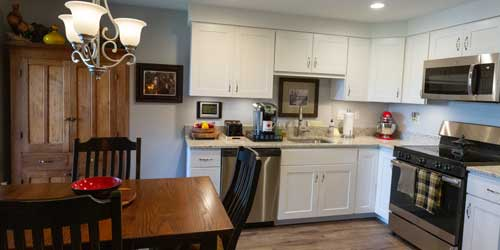 Retirement Living Apartments